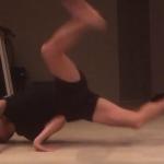 武井壮がブレイクダンスのラビットを観ただけで習得wBboy界が騒然